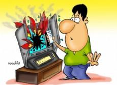 Se habilitar� un simulador de votaci�n al que se podr� acceder por internet. (Dibujo: NOVA)