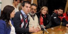 El convenio fue firmado el 22 de julio en Casa de Gobierno por el ministro de Ciudadan�a, Gustavo Alcaraz, y el presidente de la Federaci�n, Milton Canale.